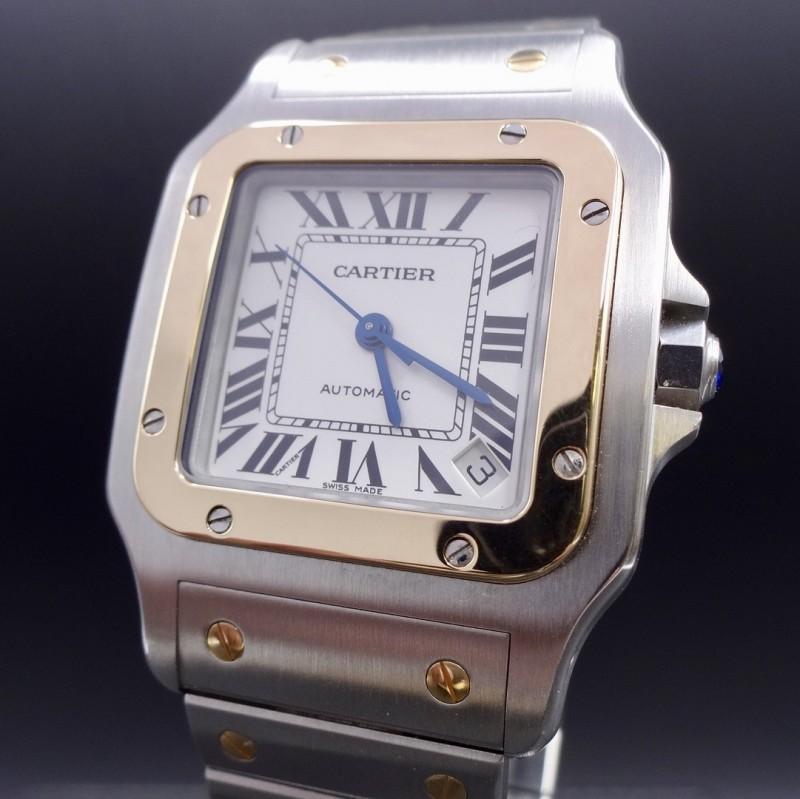 Cartier Santos - Relojes - Watch   Clock Planet Barcelona 93fac0310e25c