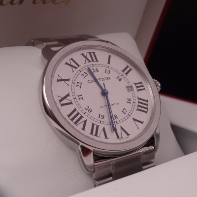 Cartier Ronde Solo Automatic
